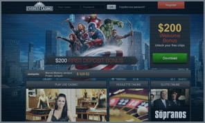 Everest casino download jetzt mit playtech software