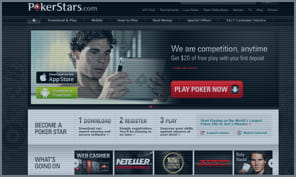 Software download von pokerstars webseite
