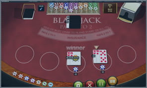 many card games offered at winner casino