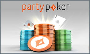numerous poker tournaments at party poker
